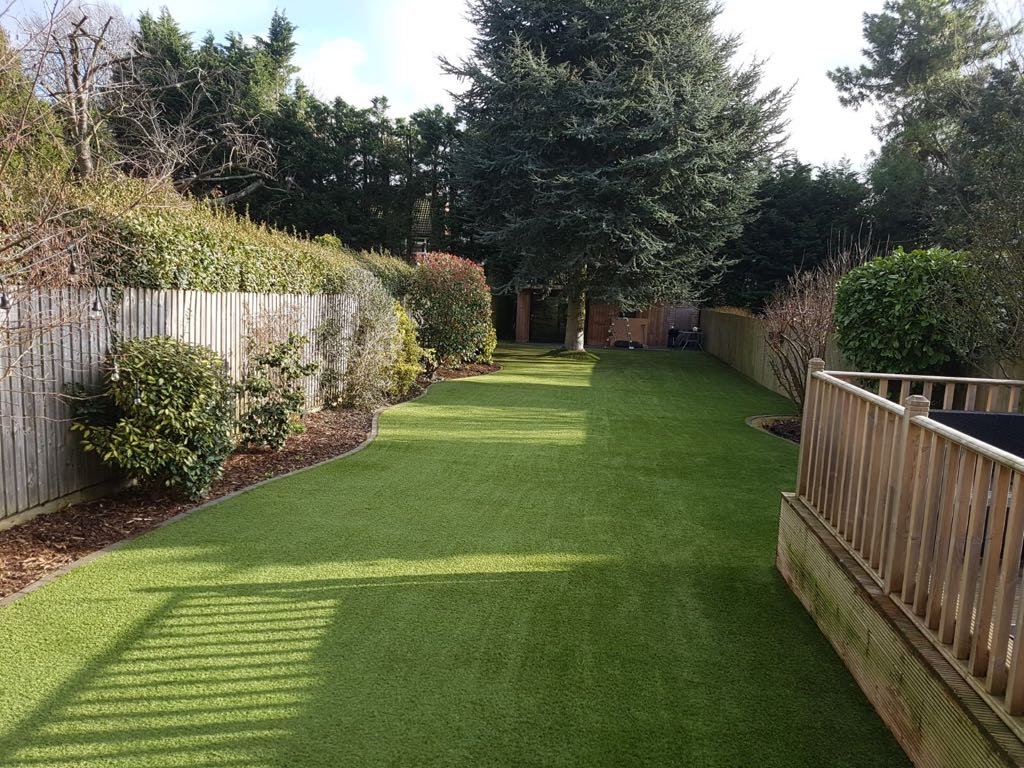 Artificial grass installers Northampton