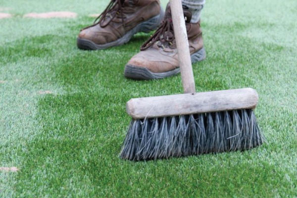 Artificial grass maintenance | Bedfordshire