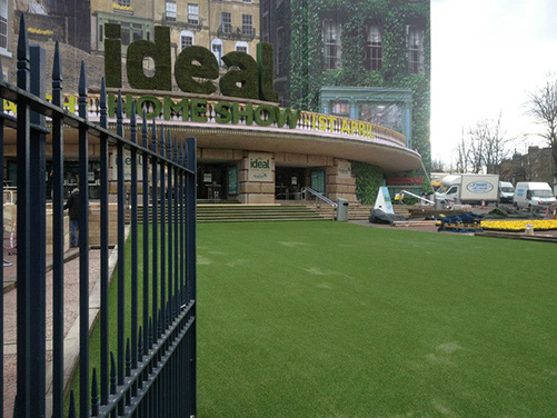 Artificial grass for events | Bedfordshire