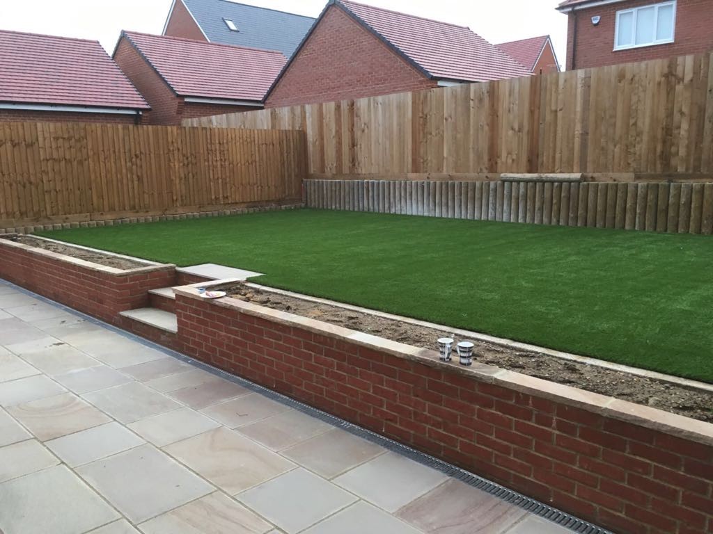 Artificial grass installation company Cambridge