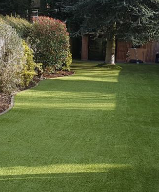 Artificial grass installers Stevenage