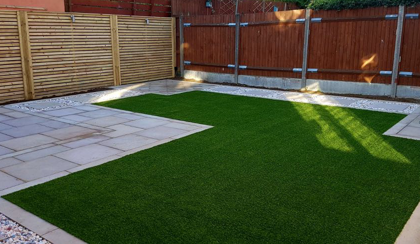 Artificial Grass Garden Design Ideas