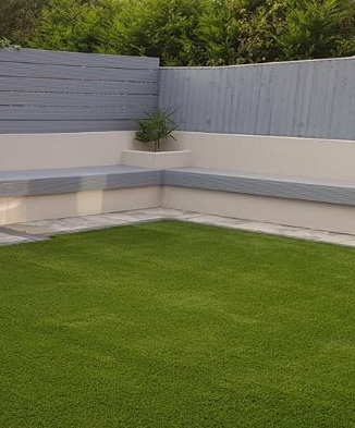 Artificial grass installation Bedford