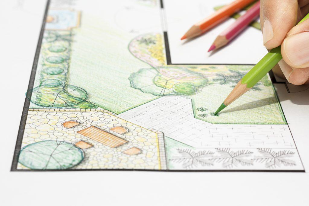 Landscape design   Artificial grass Bedfordshire