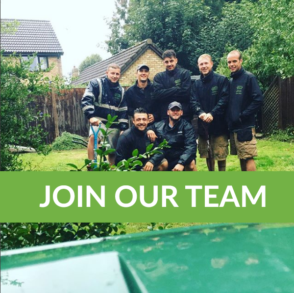 We're hiring! Artificial grass installers and landscapers