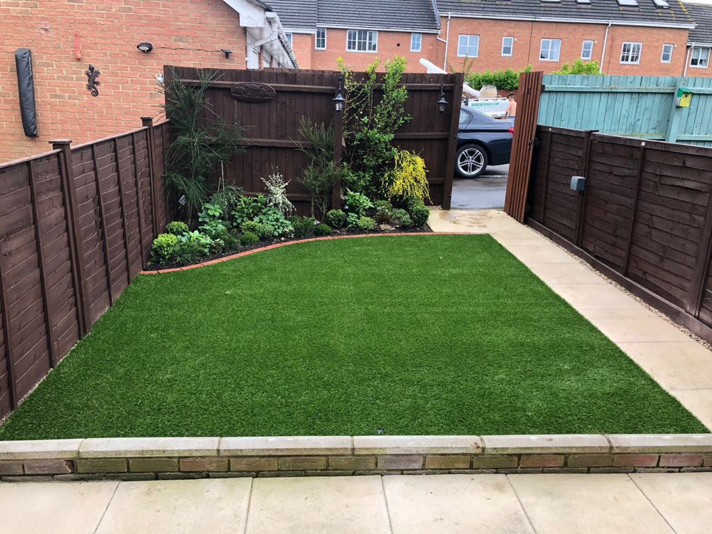 Artificial Grass St Albans | Artificial Grass Installation