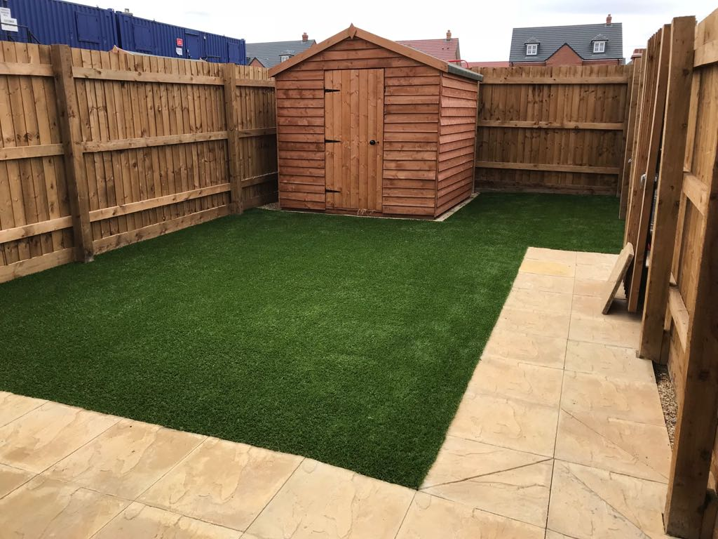 Artificial grass for trade