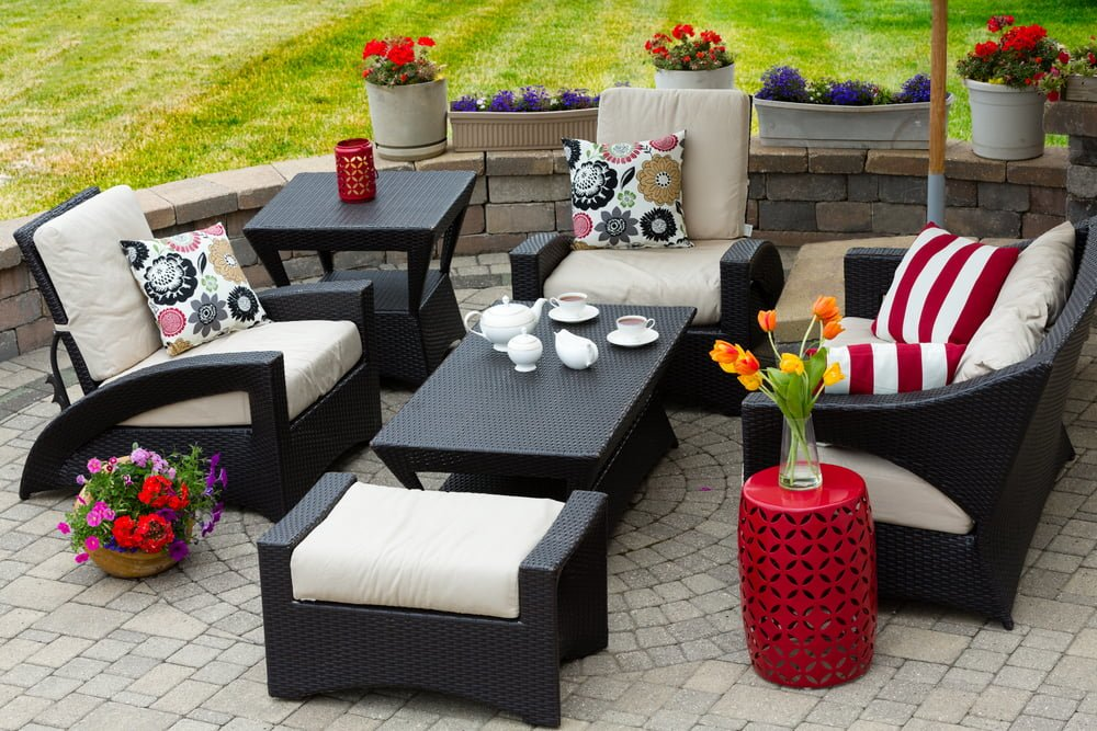 Outdoor living space | Artificial grass
