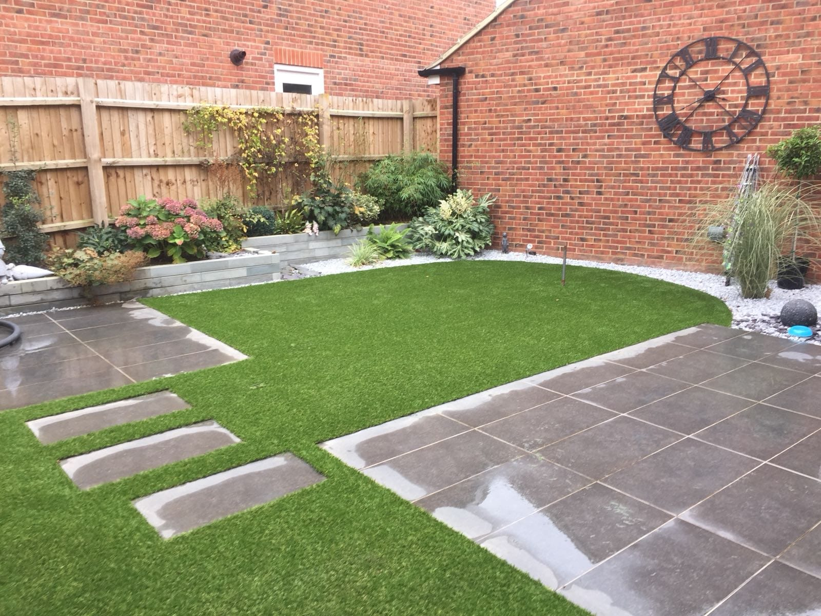 How to lay your own artificial grass