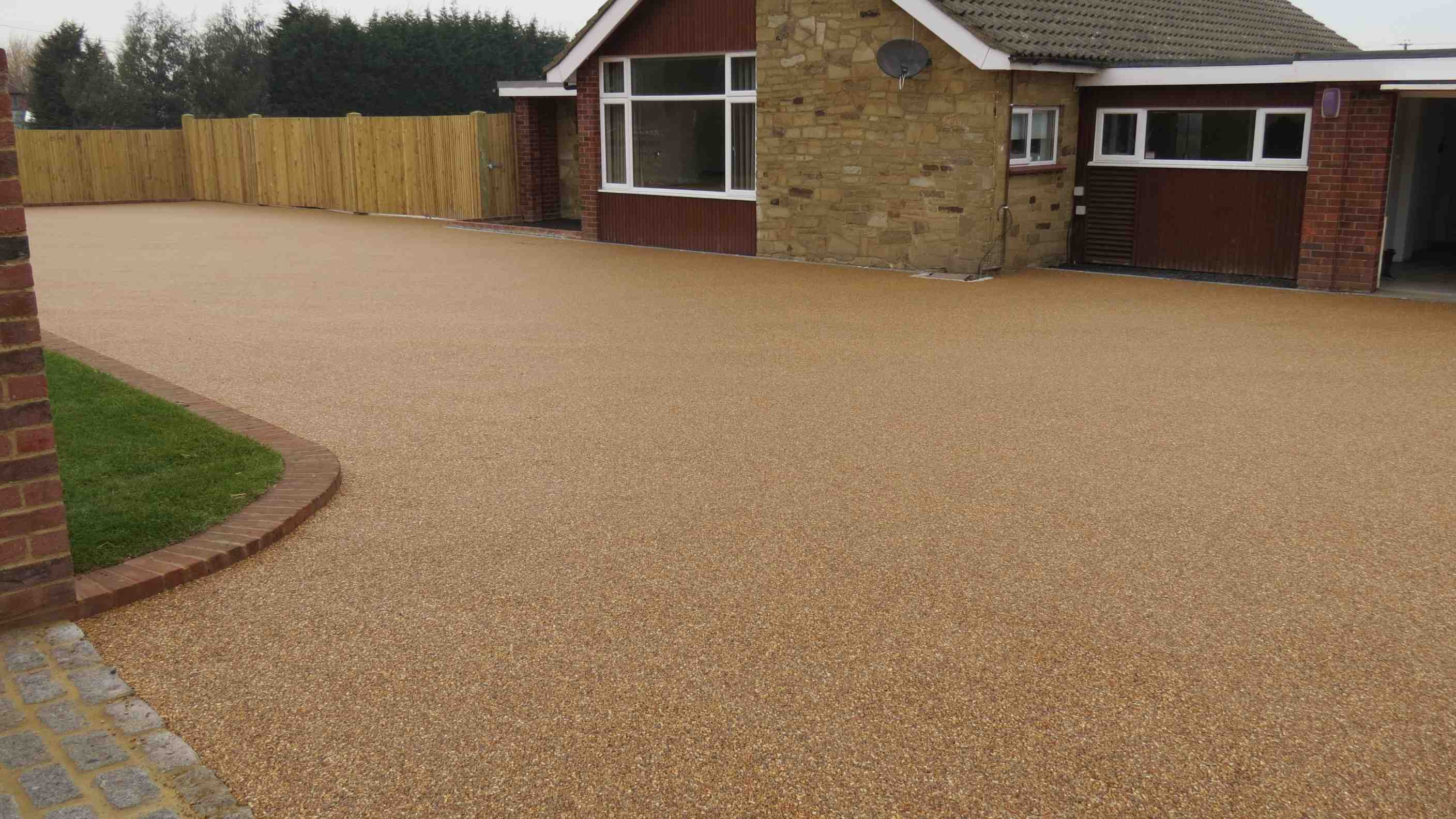Resin bound gravel Milton Keynes
